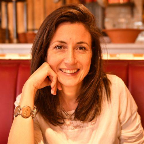 Psicóloga en Madrid Marta Perandones Martínez