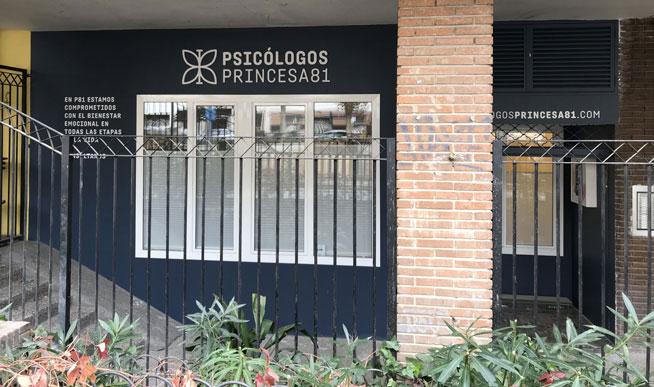 Centro de psicología en Madrid Chamberí