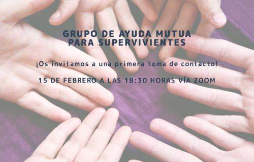 Grupo de ayuda mutua para supervivientes por suicidio